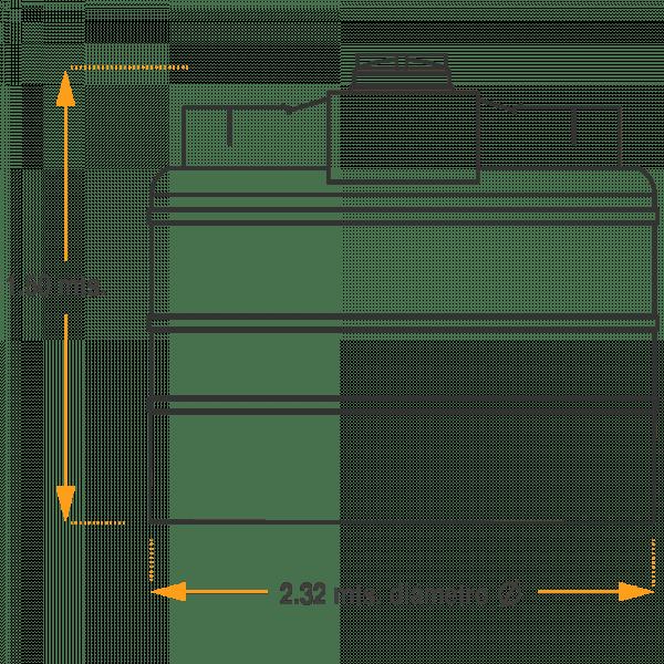 tanque-5000-litros-medidas-diagrama
